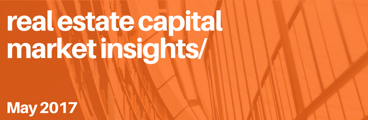 real estate capital markets insights